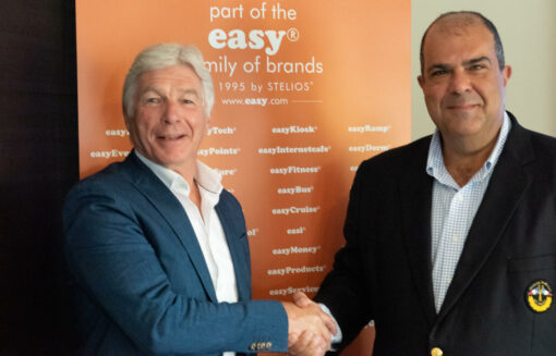 David Brierley excited about joining forces with easyJet icon Sir Stelios