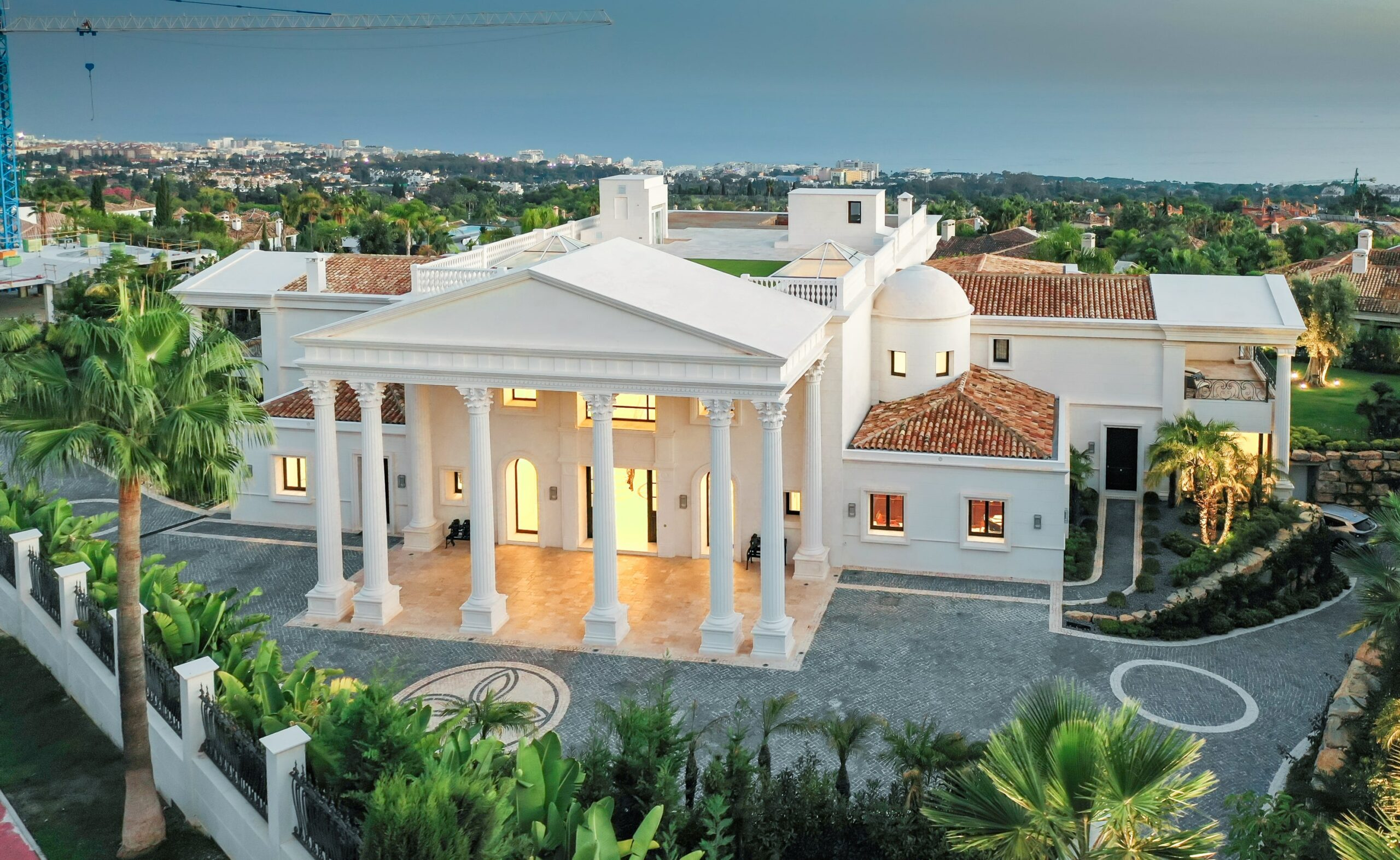 FORBES: Dream Villa In Marbella Hits The Market With $44 Million Price Tag