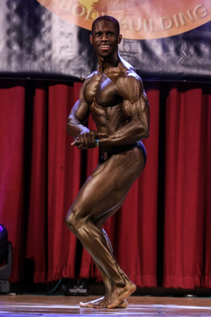 easyGym manager becomes body building world champion